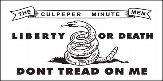 Culpepper Nylon Flag