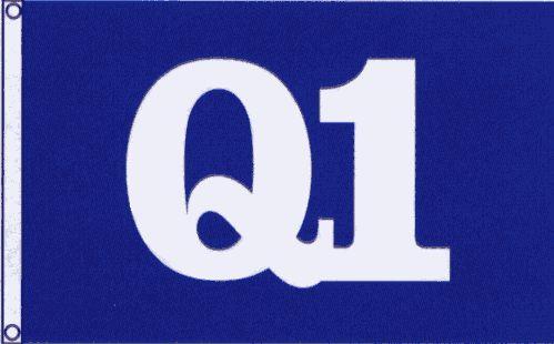 Q1 Certification Flag