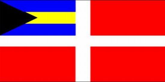 Bahamas Red Ensign Nylon Flag