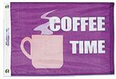 Coffee Break Flag
