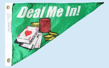 Deal Me In Pennant