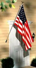 US Budget Quality Home Flag Kit