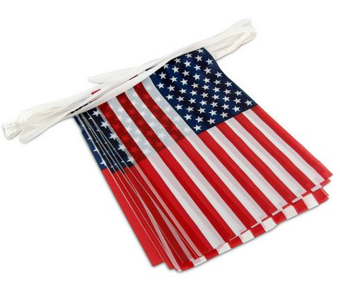 United States Flag Streamer