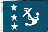 Yacht Club Past Commodore Flag