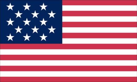 Star Spangled Banner Nylon Flag