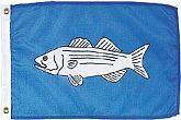 Striped Bass Flag