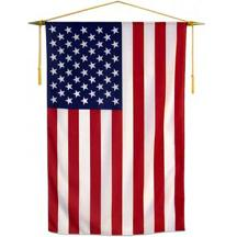 United States Rayon Classroom Banner – 24×36 in