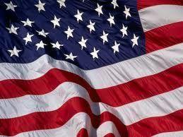 United States Fringed Nylon Flag