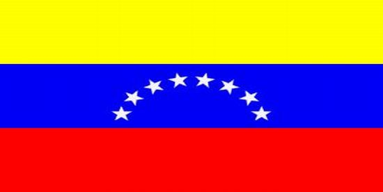 Venezuela Nylon Flag