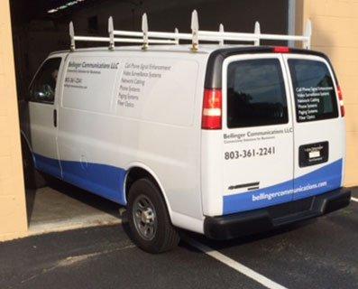 Vehicle Lettering – Spot Graphics