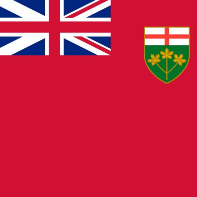 Canadian Province Flags
