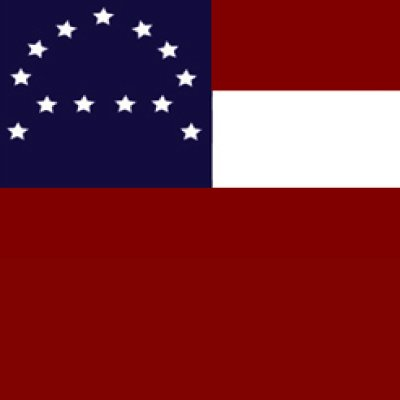General Robert E Lee's Headquarters Flag