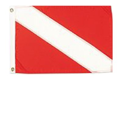 Skin Diver Flags
