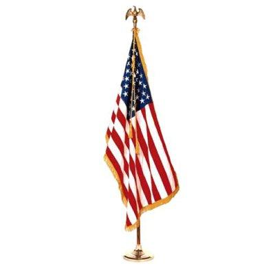 Complete United States Flag Set